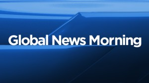 Royal Canadian Airforce Band performs on Global News Morning