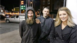 Homeless man, couple accused of conspiring on fraudulent GoFundMe campaign