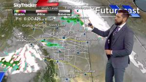 Edmonton Weather Forecast: Dec. 14