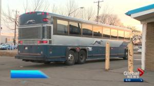 Greyhound stops bus service in Edmonton Wednesday night