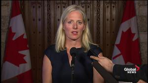 McKenna: No one country can stop action on climate change