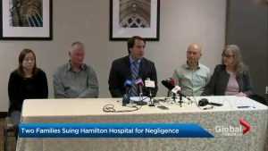 Families of men who took their own lives at Hamilton hospital file lawsuits