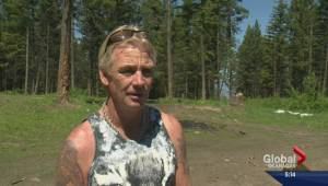 Piles of wood found in Okanagan backcountry spark wildfire concerns