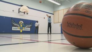 Pickering boy nets top Canadian honours in international free throw competition