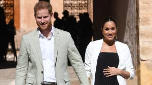 What royal title will Meghan Markle and Prince Harry's son have?