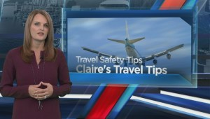 Claire's Travel Deals – Travel Safety Tips