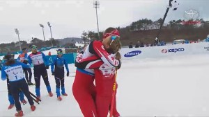 Canada wins silver in cross-country skiing mixed relay