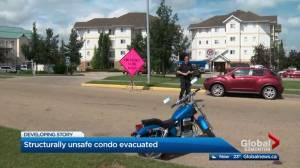 Condo building in Fort Saskatchewan evacuated