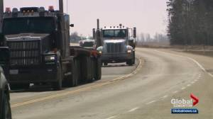 More Alberta highway construction projects