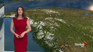 B.C. evening weather forecast: Mar 14