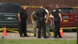 Shootout between rival biker gangs leaves two dead in Ohio