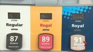 Lethbridge motorists enjoy low gas prices heading into long weekend ?