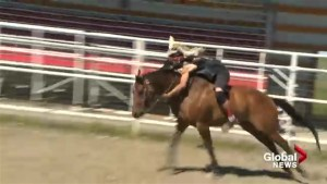 New relay race coming to Calgary Stampede