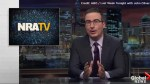 John Oliver slams NRA TV, says it plays like a 'deranged letter from a serial killer'