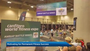 Get your heart pumping this weekend at Canada's largest fitness expo