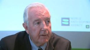 WADA chief supports Russia's ban from 2016 Rio Olympics