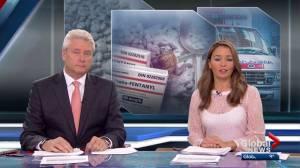 Global News Hour at 6 Edmonton: Oct. 31
