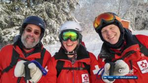 Love to ski? Join the Canadian Ski Patrol and do it for free