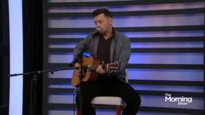 Shawn Austin performs 'You Belong' on The Morning Show