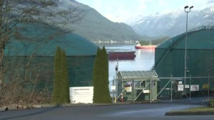 B.C. bid to control Trans Mountain shipments