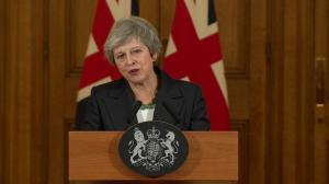 Theresa May vague on possible scenarios for no confidence vote