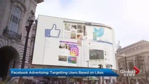 Facebook advertising: Targeting users based on likes