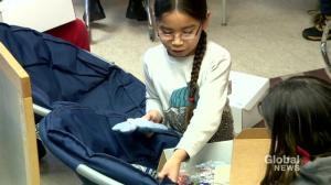 TLC@Home Christmas charity delivers gifts to Saskatoon kids