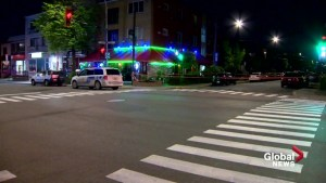 Man shot in suspected bar robbery gone wrong: police.