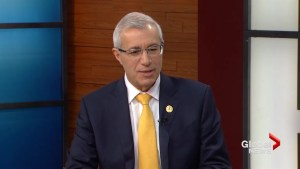 Finance Minister Fedeli discusses Ontario's tax credit plan for low-income workers