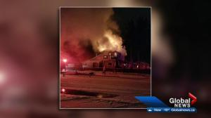 1 person dead after house fire in Alberta Beach