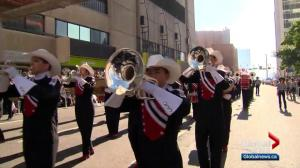 2018 Calgary Stampede kicks off with Stampede Parade