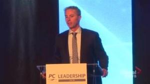 Tim Houston wins N.S. PC leadership