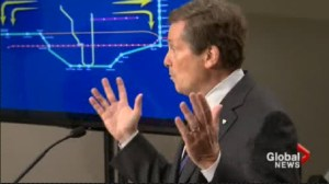 Tory and Chow spar over transit