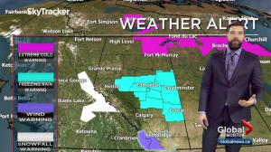Edmonton Weather Forecast: Feb. 13