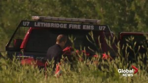 Divers no longer involved in search for missing Lethbridge teen