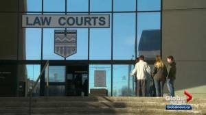 Alberta man pleads guilty to manslaughter in drunk driving case