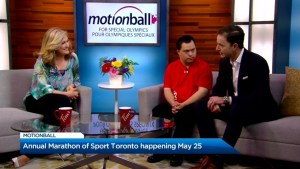 Annual Marathon of Sport Toronto happening May 25