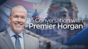 One-on-one with John Horgan