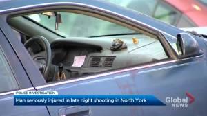 Man critically injured following 'targeted' shooting at north-end Toronto McDonald's, police say.