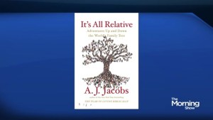 Author AJ Jacobs on uniting the entire human race
