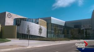A look at the new Royal Alberta Museum as building begins to take shape