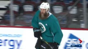 San Jose Sharks star Joe Thornton keeps playing at high level almost 2 decades into his career