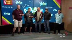 5 Lotto Max winners from Ottawa who won $60M discuss what they'll do with their winnings