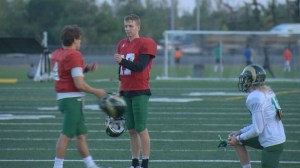 Future looks bright at QB position for U of R Rams