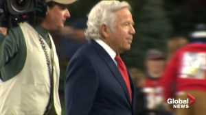 Lawyers arguing to keep videos allegedly showing Robert Kraft soliciting sex at day spa private