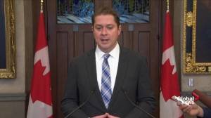 Andrew Scheer reiterates call for inquiry into Mark Norman case