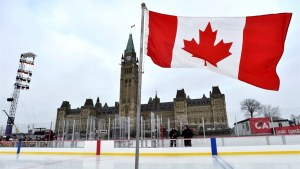 Controversial Canada 150 Rink officially opens