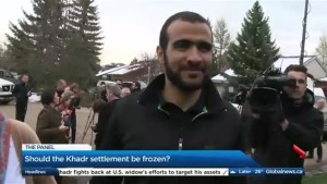 Should Omar Khadr's settlement get put on hold?