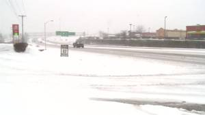 Road conditions change rapidly in Kentucky