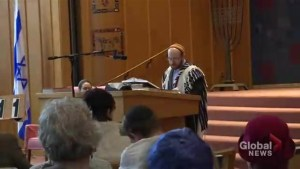 Halifax Synagogue holds vigil for Pittsburgh Synagogue shooting victims